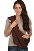 Brown Baby Sling