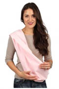 Pink Baby Sling