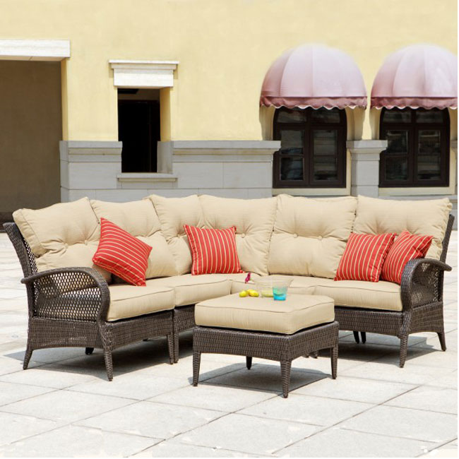 Laguna seating indoor outdoor patio lawn and garden for Lawn and garden furniture