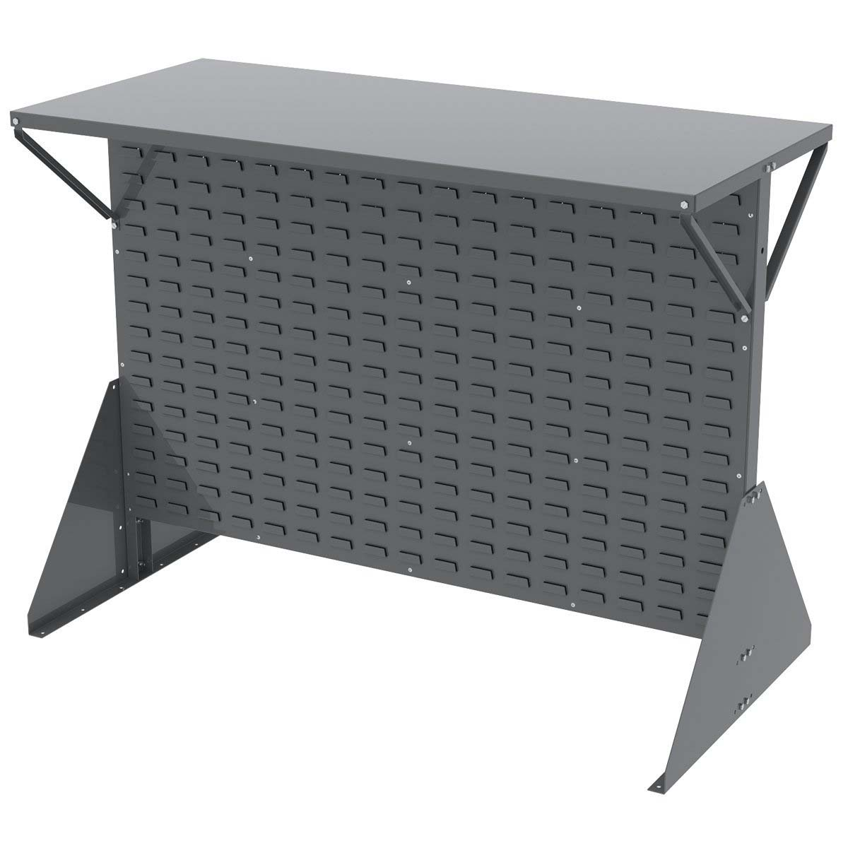 Akromills Storage Organizer Double  Sided Low Profile Floor  Rack - 53X 27X 40 at Sears.com