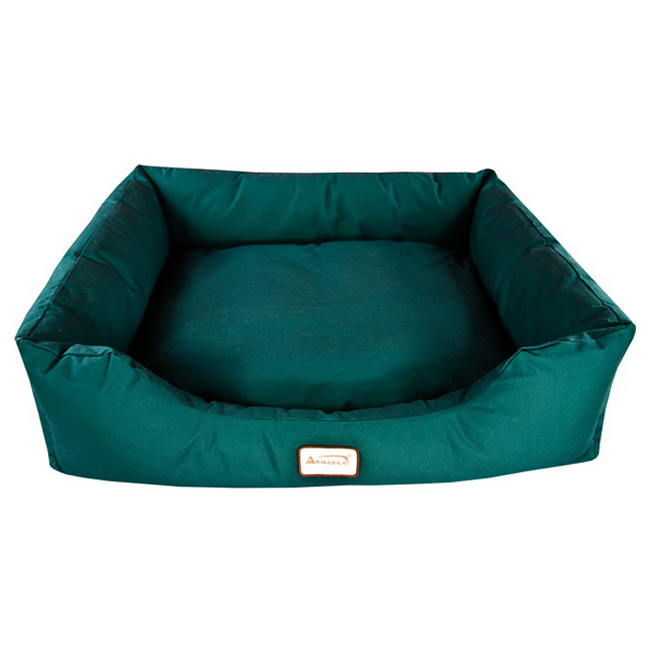 Armarkat Canvas With Waterproof Dog Sleeper Bed Extra Large Laurel Green at Sears.com