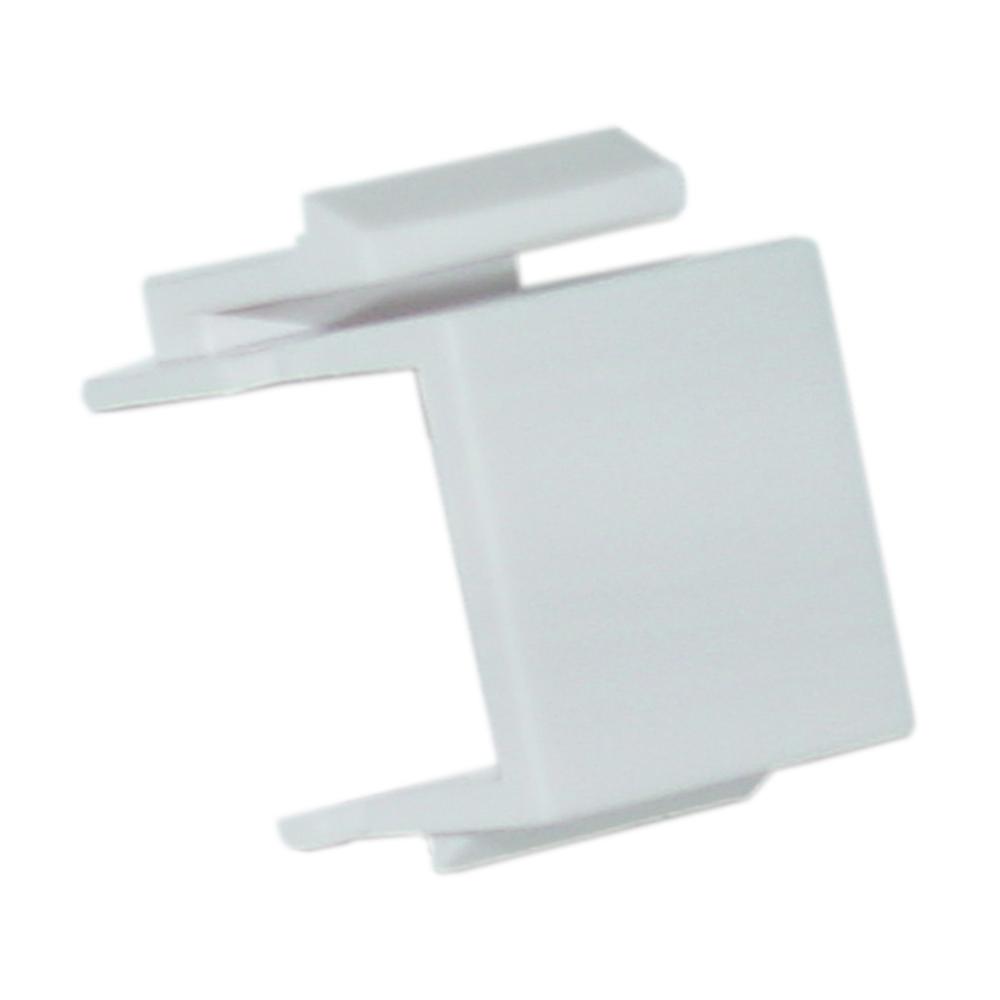 Offex Keystone Insert, White, Blank
