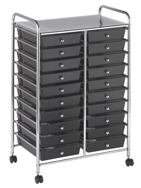 Portable Storage Carts : Portable storage cart on shoppinder