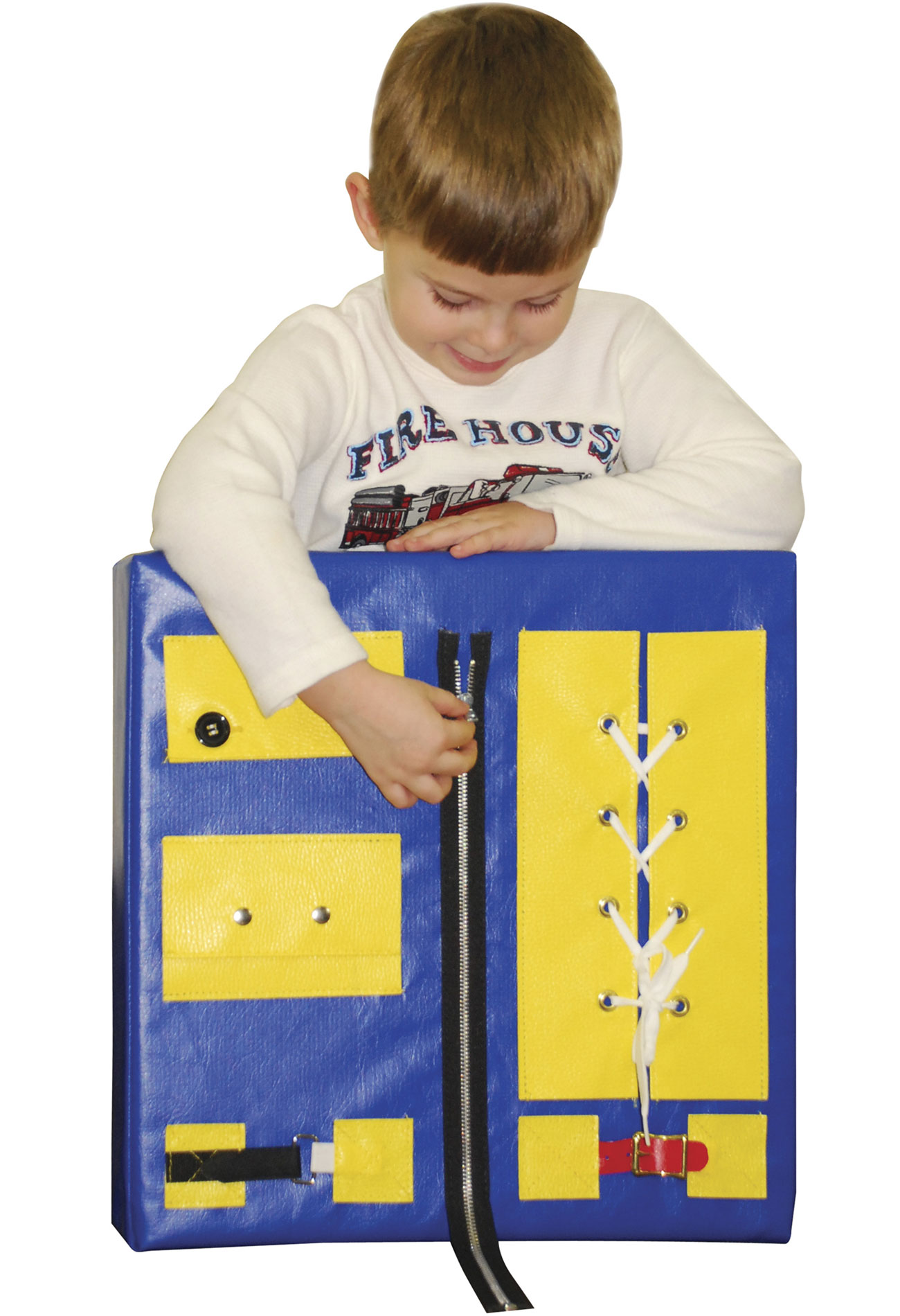 Ecr4kids Room Play Softzone Dress Me up and Learn Panel Toy at Sears.com