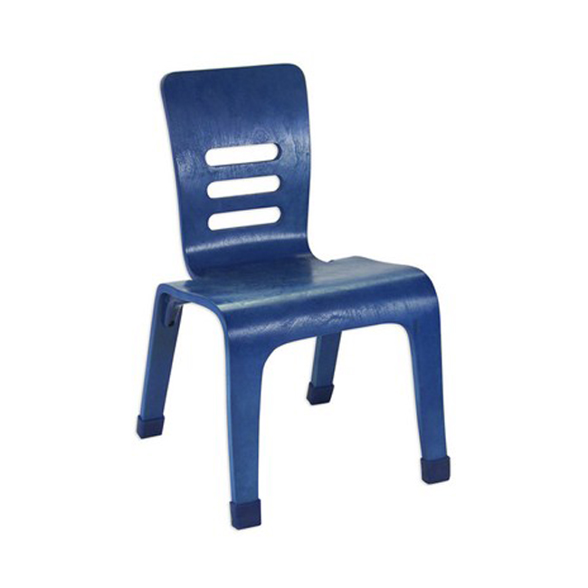 Ecr4kids 8 inch Bentwood Plastic Kids Classroom Chair For