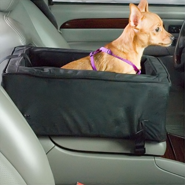 Snoozer Luxury Console Lookout Dog Carrier Car Seat