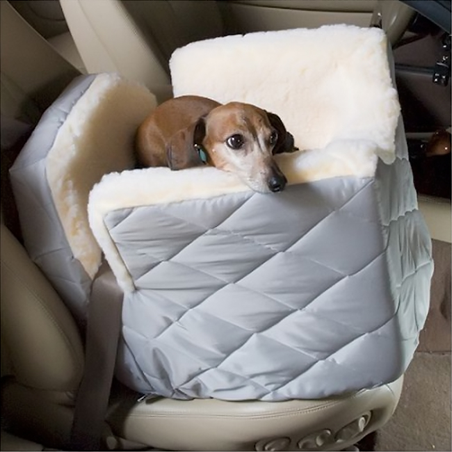 snoozer lookout i pet car perfect booster seat for dogs small hot pink vinyl ebay. Black Bedroom Furniture Sets. Home Design Ideas