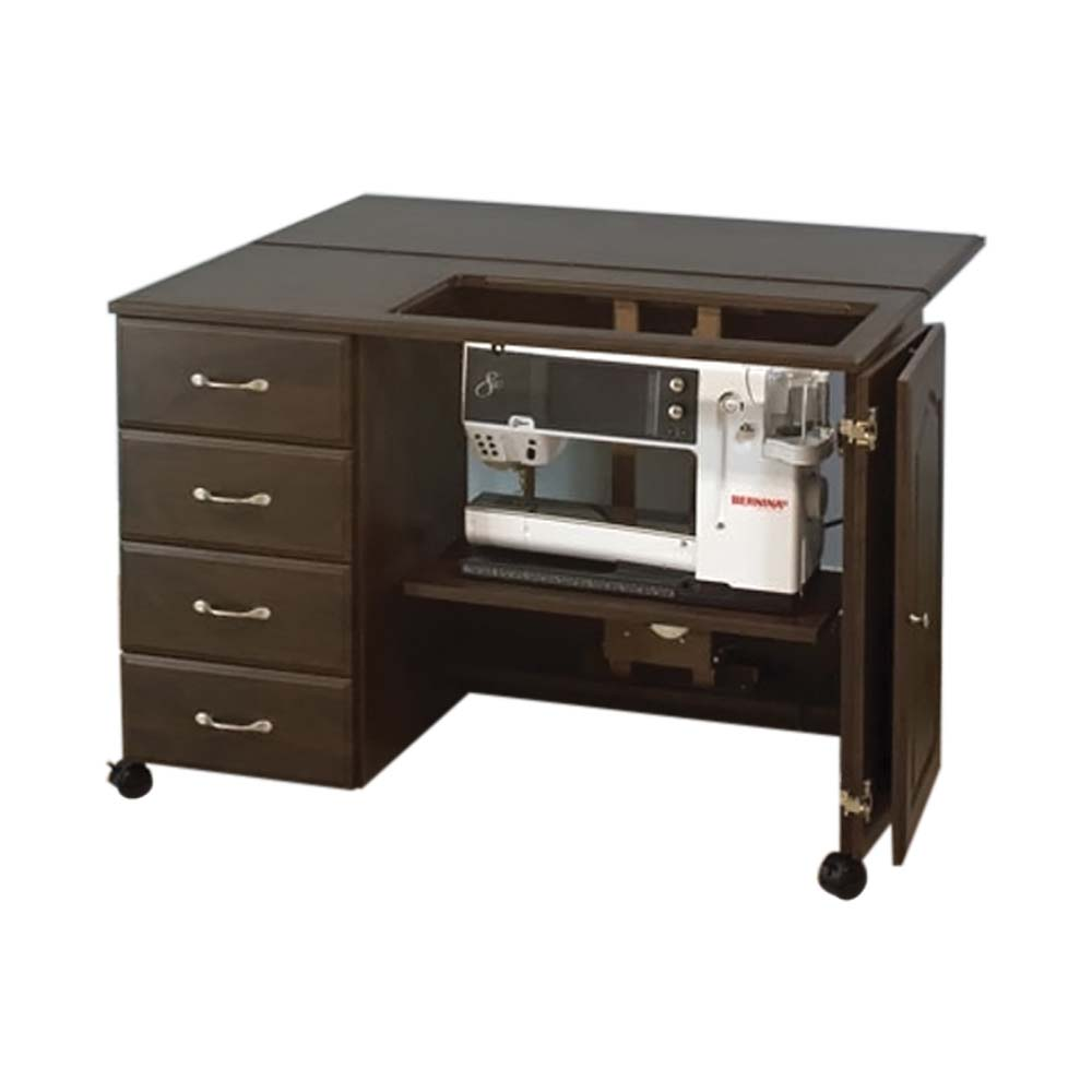 Model 5610 sewing cabinet premium 4 drawer cabinet in for Cabinet manufacturers
