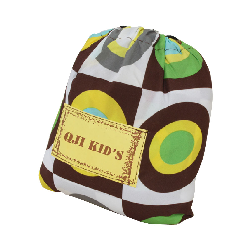 Infant Baby Portable Backpack Carrier Safety Feeding Highchair Booster Seat - Circles