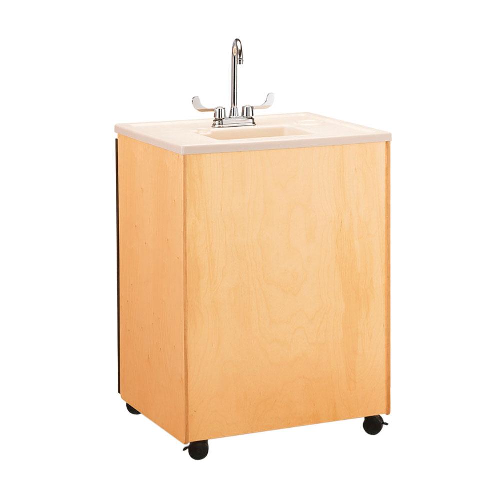 Plastic Portable Sink : ... Birch Clean Hands Washing Station Helper Plastic Sink 38 034 eBay