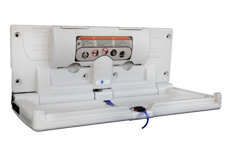 karma baby bundled kit horizontal changing station diaper changing station liners 500 count