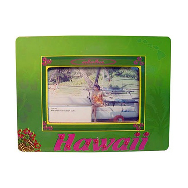bulk buys 4 x 6 Decorative Memorial Hawaii Island Trip Photo Picture Frame 18 Pack at Sears.com