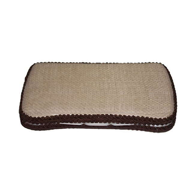 LiLicouture Brown Bear Burlap Style Newborn Infant Home Travel Portable All in One Baby Wipe Diaper Nappy Storage Purse Gift Wallet Case Pou at Sears.com