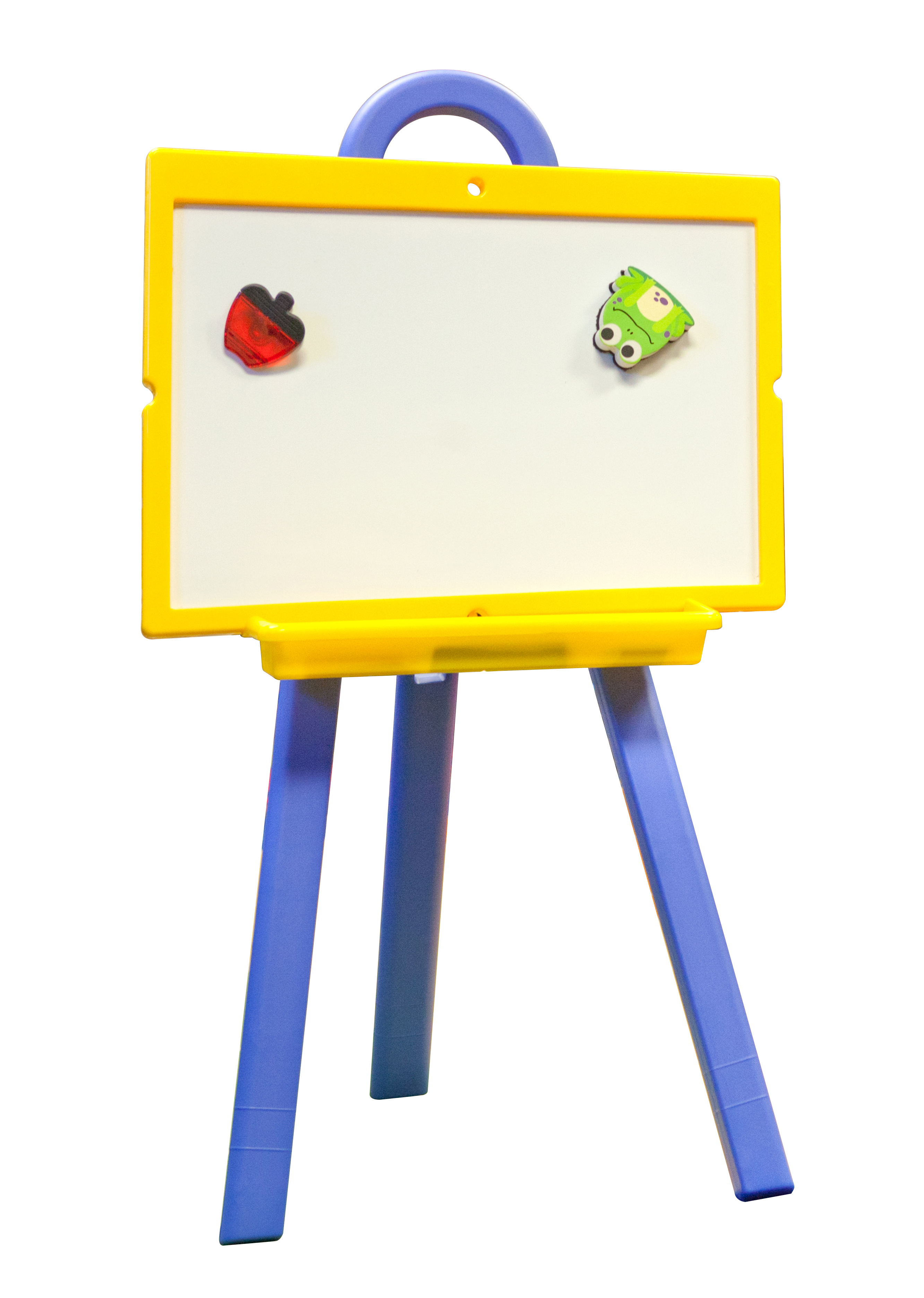 Offex Kid's Preschool Drawing One Side Dry Erase Easel
