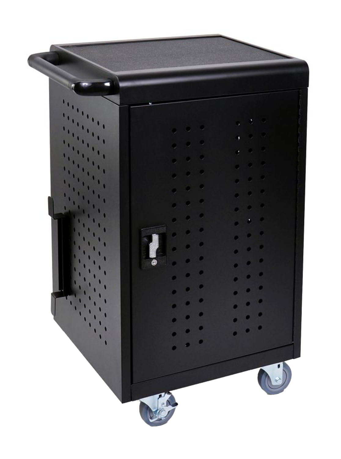 Offex LLTM30-B - 30 Tablet Computer Charging Cart Station
