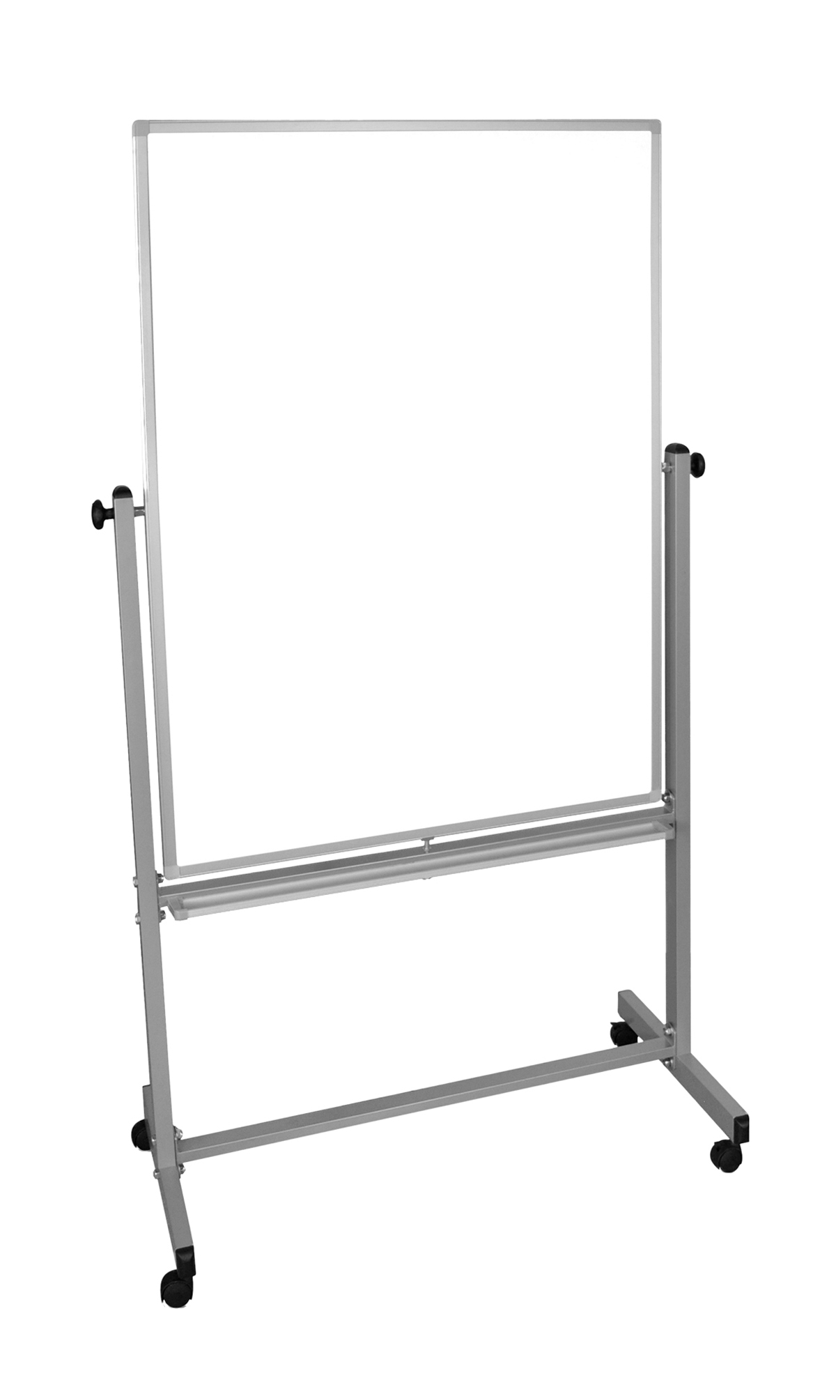 Offex Double Sided Magnetic White Board 36