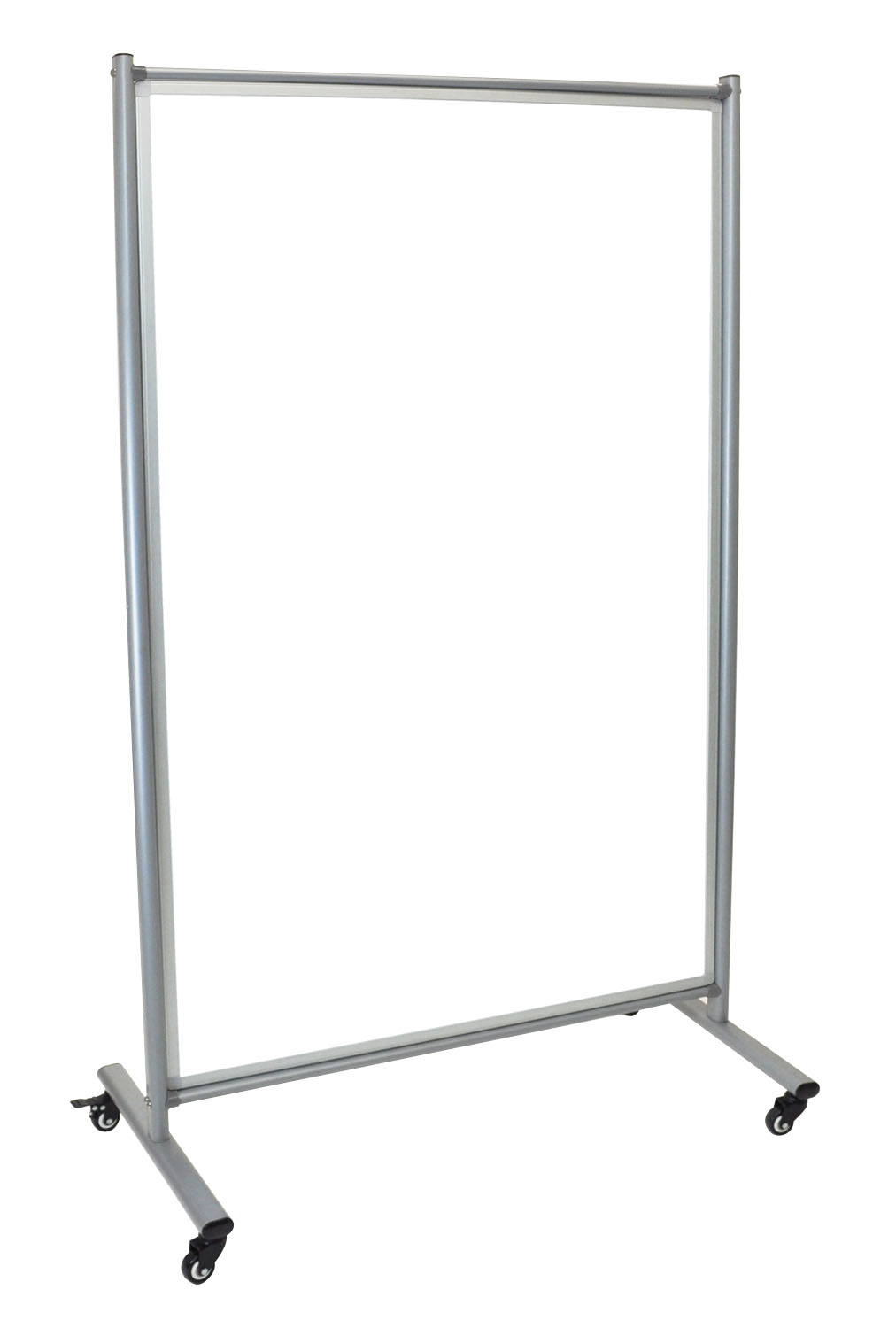 Offex Home Office Mobile Rolling Whiteboard Room Divider