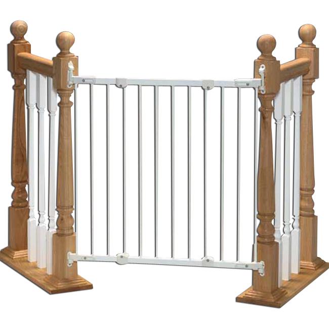 Kidco Angle Mount Safeway Wall Mounted Steel Gate Ebay