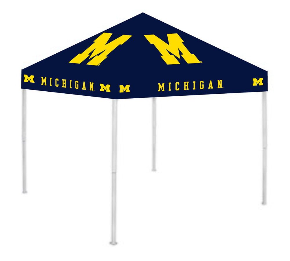 Rivalry Michigan 9' x 9' Ultimate Tailgate Canopy at Sears.com