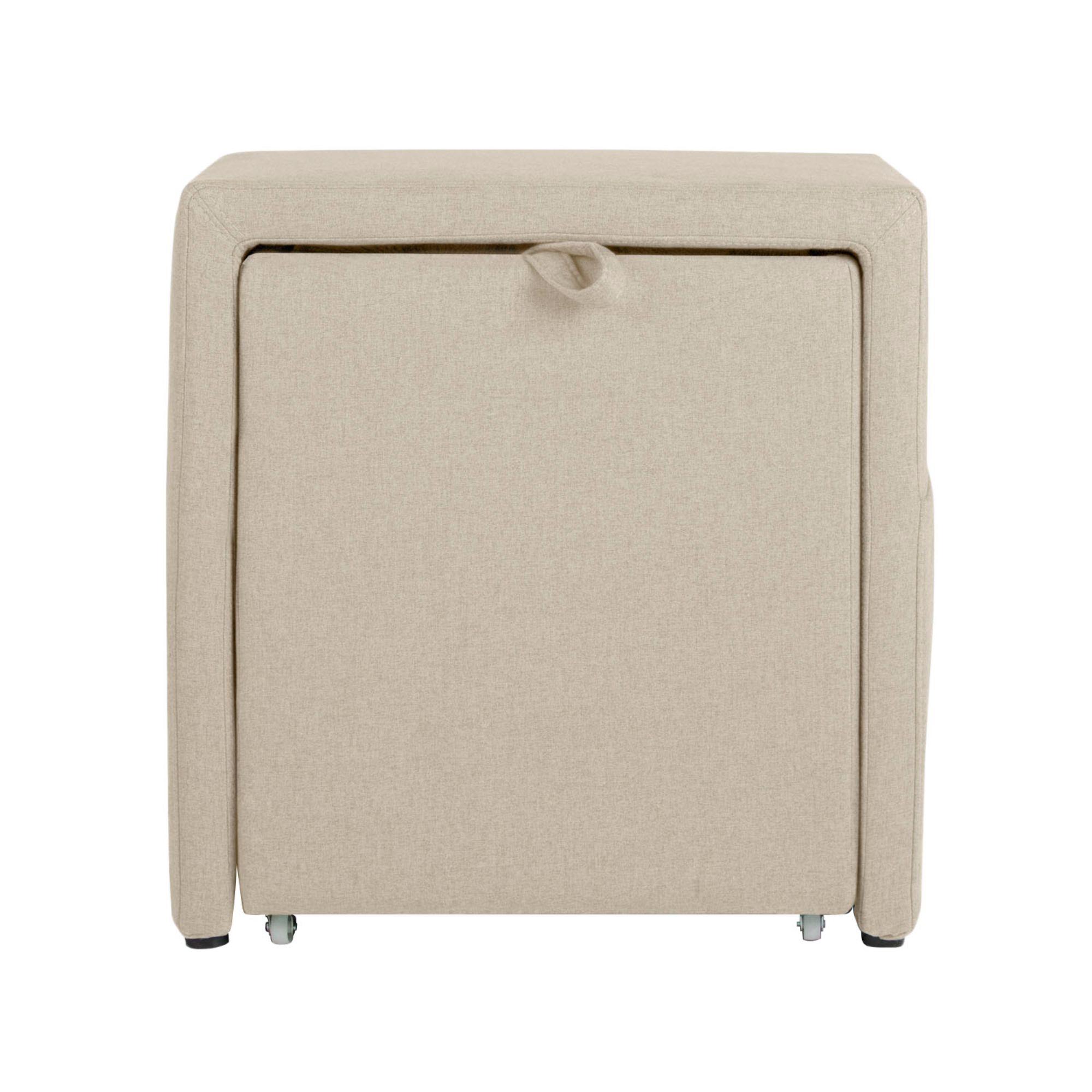 Offex Charter Storage Cube - Devon Sand