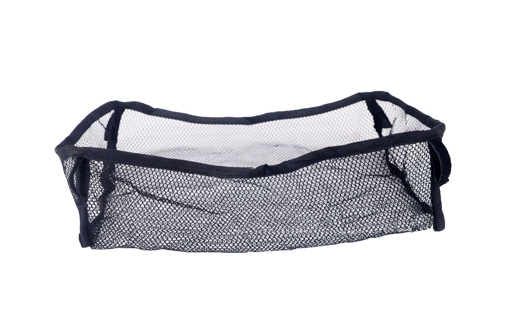 Baby Stroller Mesh Mummy Bag Underneath Storage Cart Basket