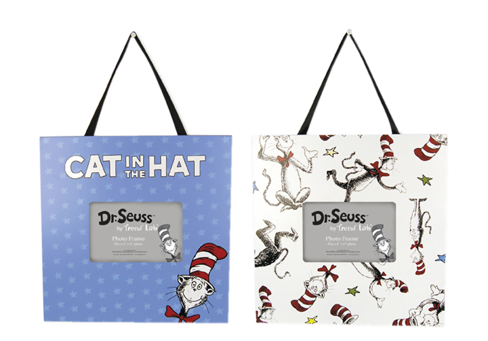 Trend Lab Frame Set - Dr. Seuss Cat In The Hat at Sears.com