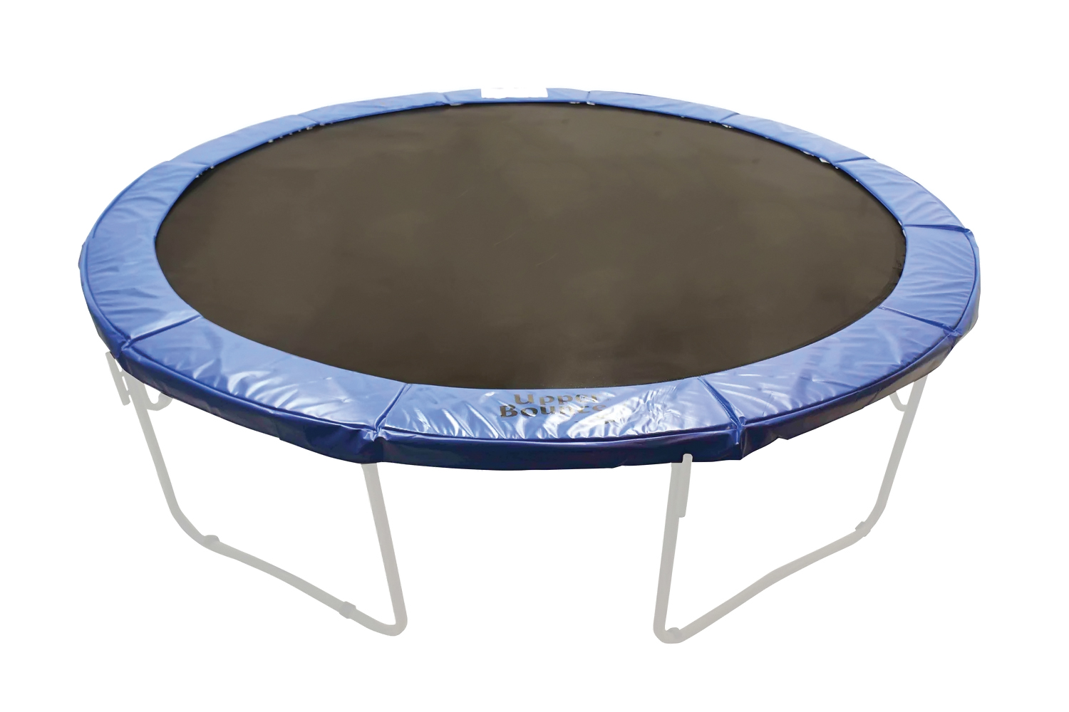 Upper Bounce Blue14' Premium Trampoline Replacement Safety Pad With Spring Cover Fits 14Ft Round 10