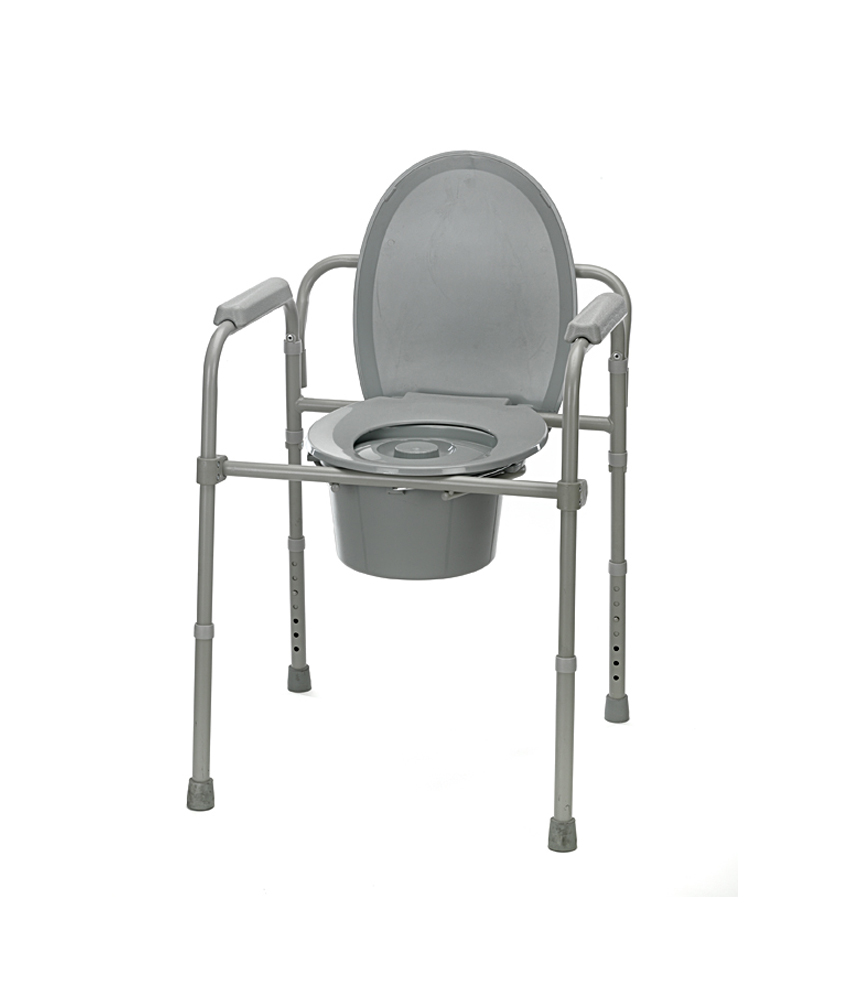 Revolution Mobility Portable 3-in-1 Commode with Arms at Sears.com