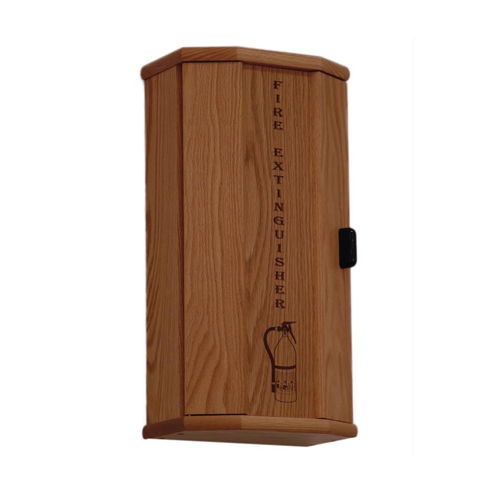 Offex Fire Extinguisher Cabinet - 5 lb. capacity FEC10LO