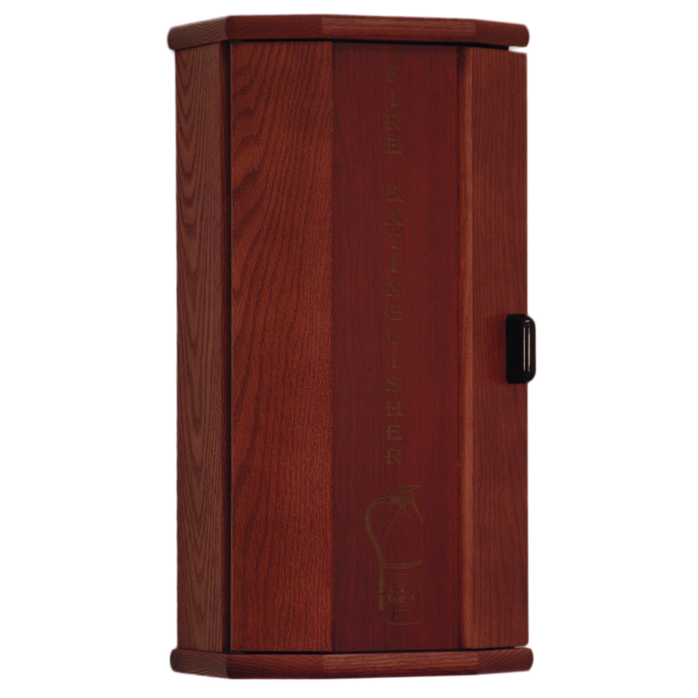 Offex Fire Extinguisher Cabinet - 5 lb. capacity FEC10MH