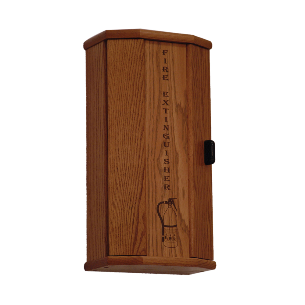 Offex Fire Extinguisher Cabinet - 5 lb. capacity FEC10MO