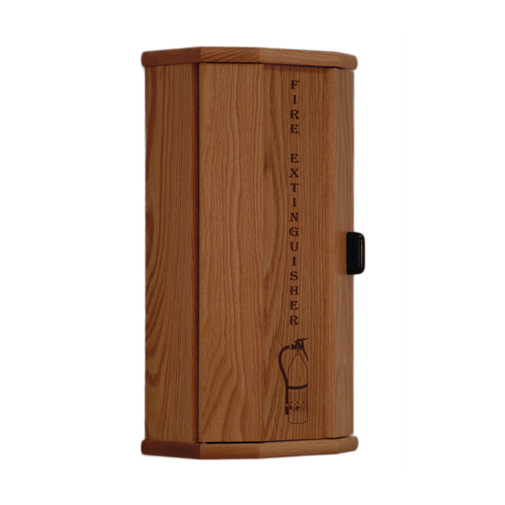 Offex Fire Extinguisher Cabinet - 10 lb. capacity FEC20LO