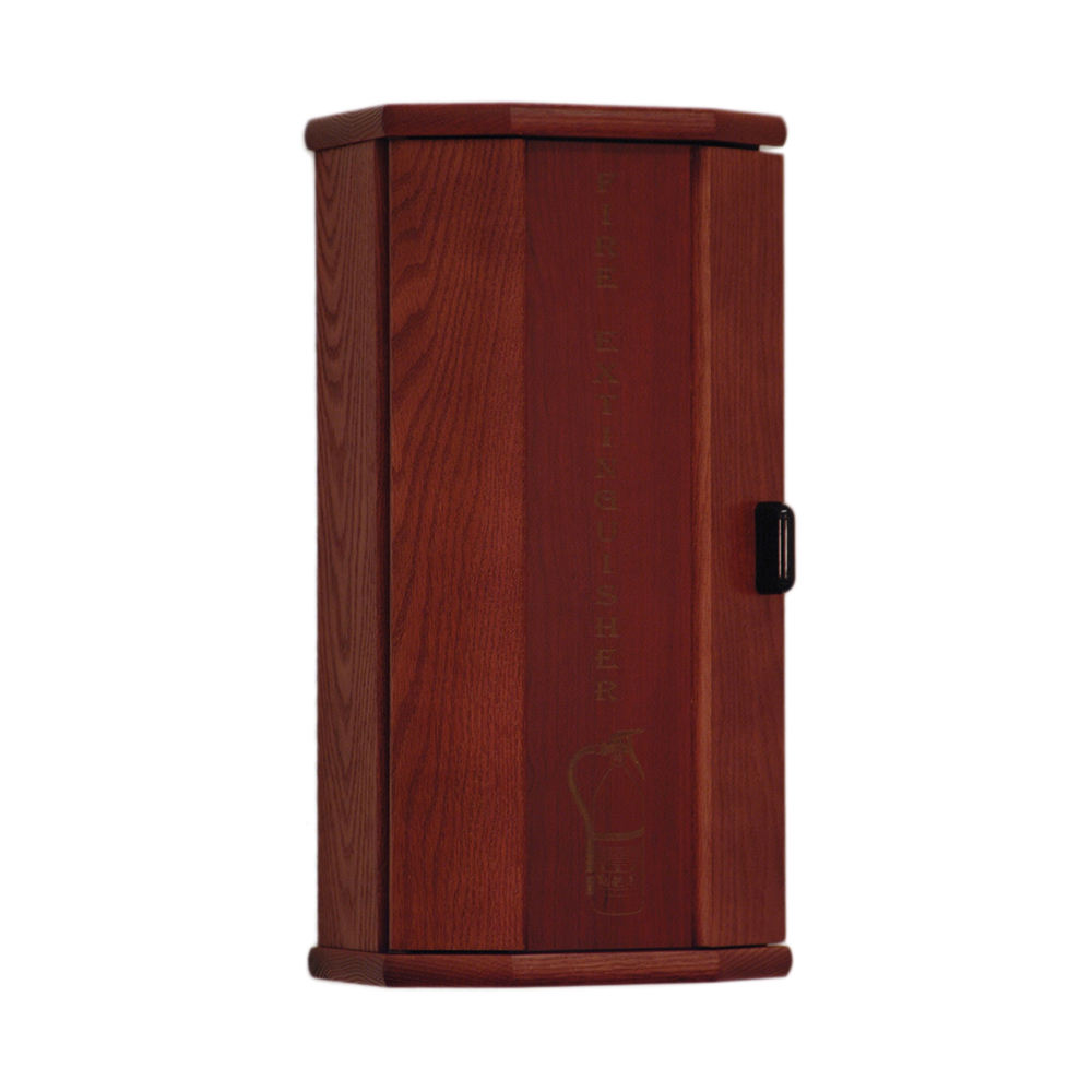 Offex Fire Extinguisher Cabinet - 10 lb. capacity FEC20MH