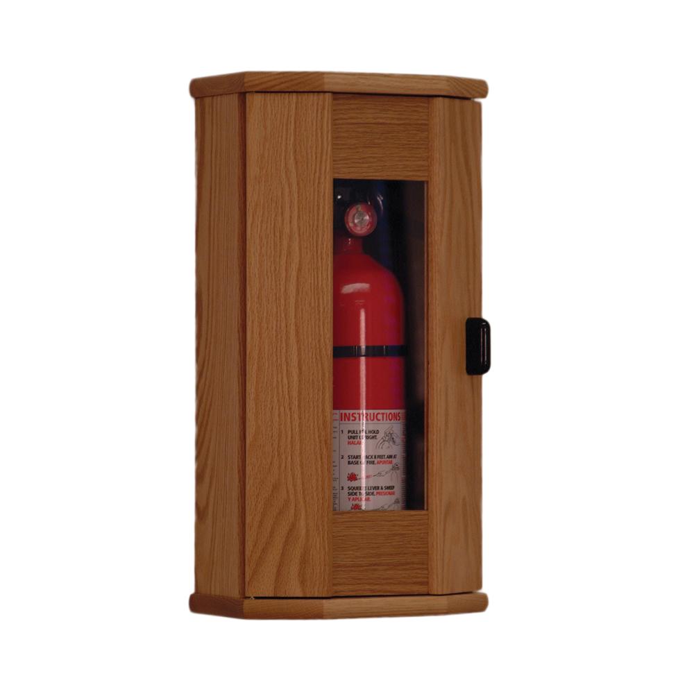 Offex Fire Extinguisher Cabinet - 10 lb. capacity FEC21LO