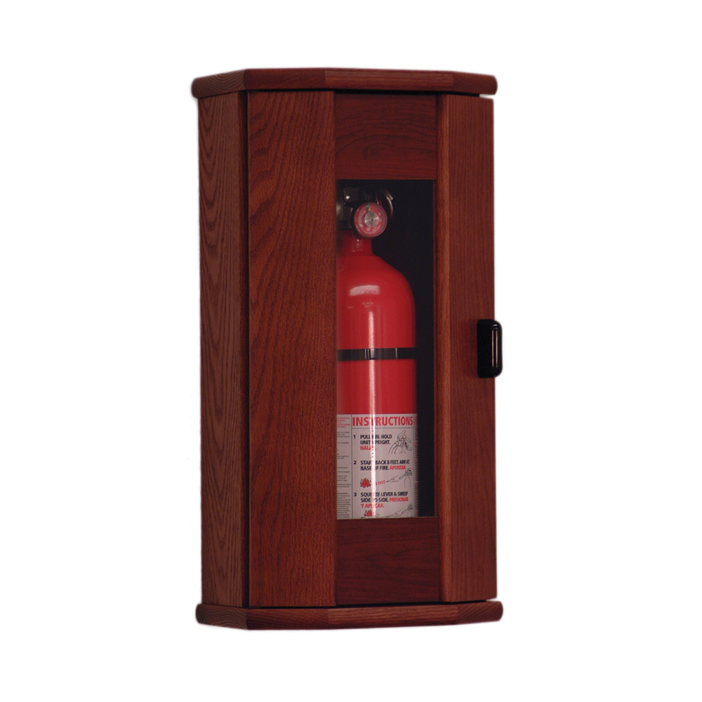 Offex Fire Extinguisher Cabinet - 10 lb. capacity FEC21MH