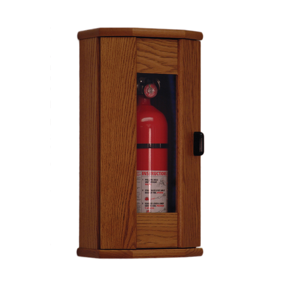 Offex Fire Extinguisher Cabinet - 10 lb. capacity FEC21MO