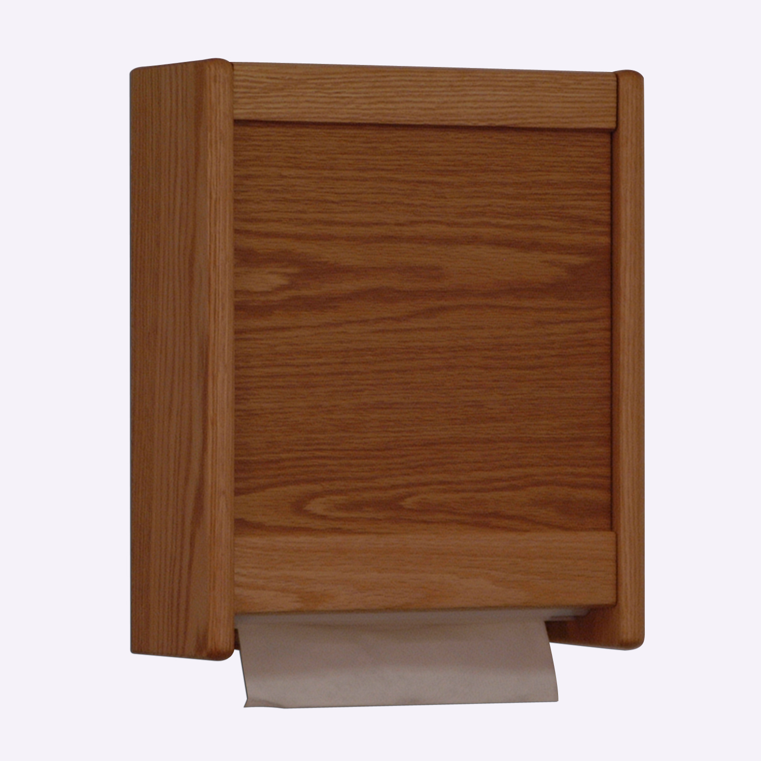 Offex C-Fold/Multi-Fold Towel Dispenser Light Oak