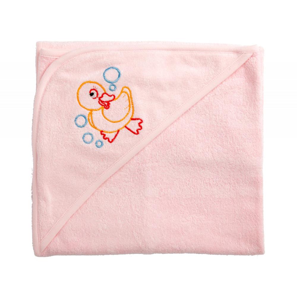 Rubber Ducky Organic Bath Towel