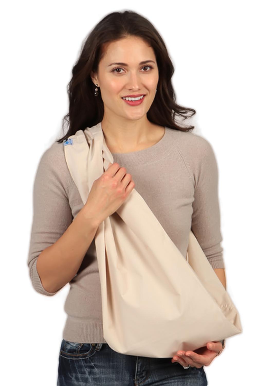 75580eb4c33 HugaMonkey Soft Cotton Infant Carrier Portable Travel Baby Sling