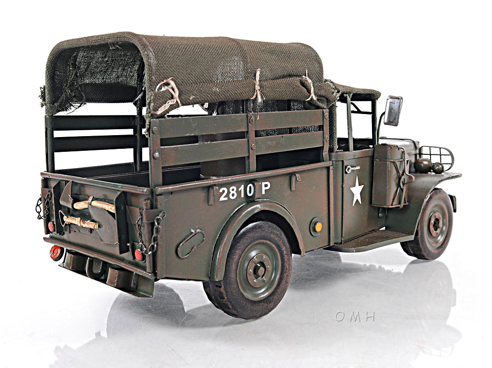 Old Modern Handicrafts Vintage Dodge M42 Command Clickhere2shop